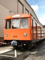 Arbeitsfahrzeuge/66601/hauptwerkstatt-seestrasse-wagen-4015 Hauptwerkstatt Seestrasse, Wagen 4015