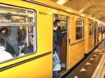 Grosprofil - 2000-/69143/zug-2000-im-u-bhf-spandau-u Zug 2000 im U-Bhf Spandau, U 7 Berlin 2009