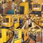Grosprofil - 2000-/69151/montage-sonderfahrten-zug-2000-auf-der Montage Sonderfahrten Zug 2000 auf der U 7 2009