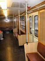 Grosprofil EIII-Zug/65168/innenansicht-eiii-zug-dezember-2006 Innenansicht EIII-Zug Dezember 2006