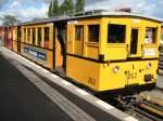 Kleinprofil/117520/hist-u-bahnzug-im-bhf-warschauer-bruecke Hist. U-Bahnzug im Bhf Warschauer Brücke (Strasse)