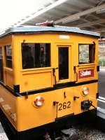 Kleinprofil/117529/u-bahnwagen-262-im-u-bhf-olympiastation U-Bahnwagen 262 im U-Bhf Olympiastation