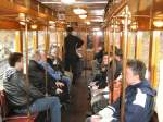 Kleinprofil/69604/im-hist-u-bahnwagen-auf-der-u3 Im hist. U-Bahnwagen auf der U3, 2005