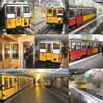 Kleinprofil/70462/hist-u-bahnen-auf-der-u3-berlin Hist. U-bahnen auf der U3, Berlin