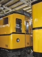 Monumentenhalle/115954/hist-u-bahnwagen-in-der-monumentenhalle Hist. U-Bahnwagen in der Monumentenhalle