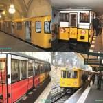 U 3/70463/u-bahnen-gestern-und-heute-auf-der U-Bahnen gestern und heute auf der U3