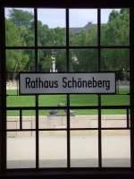 U 4/93661/blick-aus-dem-u-bhf-rathaus-schoeneberg Blick aus dem U-Bhf Rathaus Schöneberg, U 4